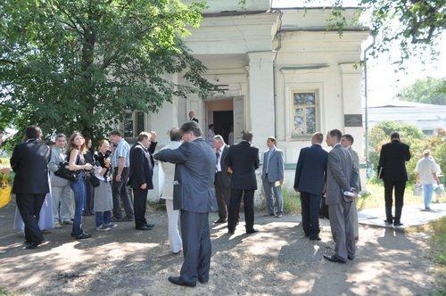 Такого числа официальных лиц из Екатеринбурга Верхотурье не видело давно