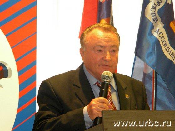 Президент УрГЮА Виктор Перевалов предлагает гражданам и чиновникам встречаться реже