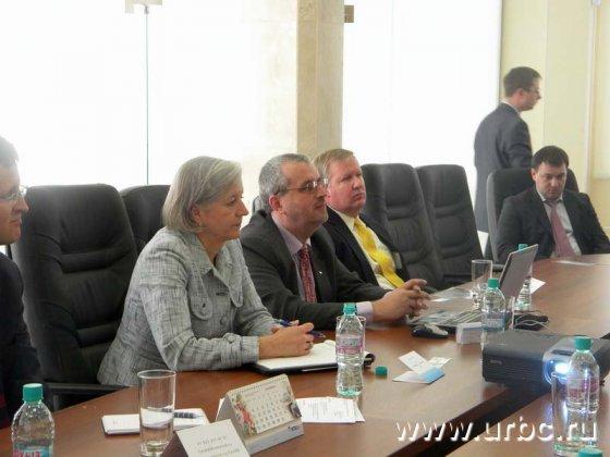 Элизабет Хафнер продолжает агитационно-пропагандистскую миссию на Урале