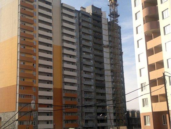 Фотография предоставлена инициативной группой дольщиков с площадки Рощинская-Патриотов