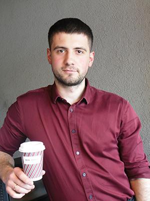 Совладелец сети кофеен Bow Jones Данил Кандалинцев