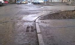 Город-на-грязи