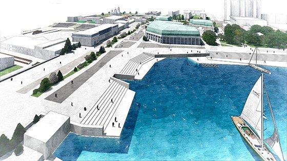 Изображение предоставлено архитектурным бюро «Старт!»