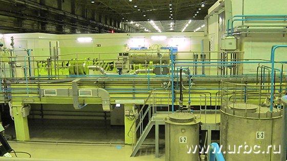 УЭХК показал склады с гексафторидом урана